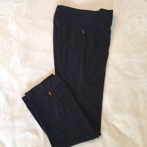 Lucy Velour Athletic Pants